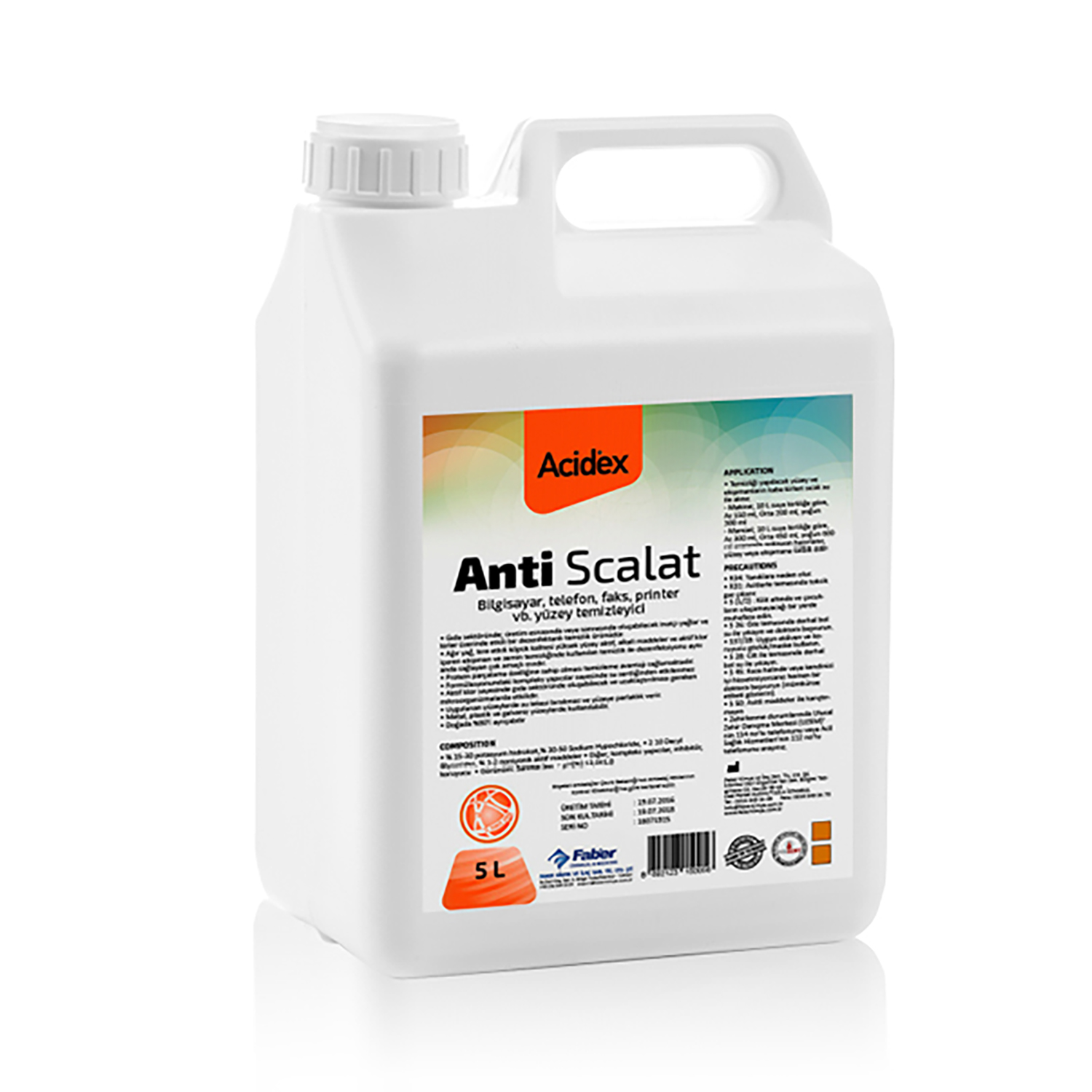 Acidex Anti Scalat